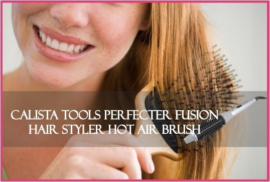 Perfecter Fusion Hair Styler Reviews The Best Brush For Curly Hair
