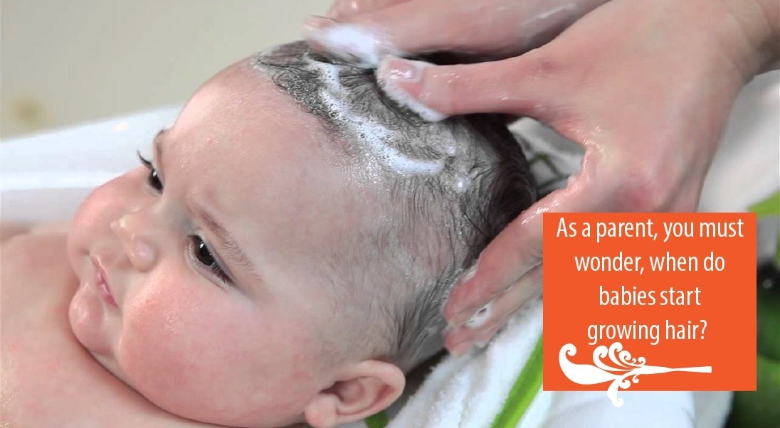 how to make babys hair grow