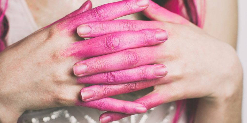 How to Get Hair Dye off Your Hands
