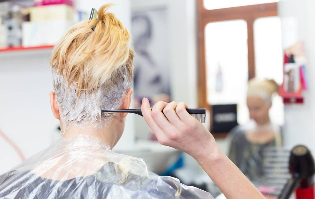 How to bleach without getting orange hair